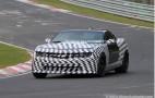 Spy Shots: 2012 Chevrolet Camaro Z28