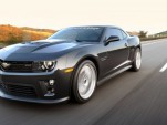 2012 Chevrolet Camaro ZL1 modified by Hennessey Performance