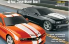 GM Performance Parts Updates 2011 Catalog, Lists 700-HP Dealer-Built Camaros