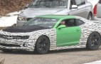 Spy Shots: 2012 Chevrolet Camaro Synergy Series