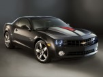 2012 Chevy Camaro Celebrates 45 Years With Special Edition