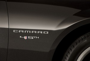 45th Anniversary Edition 2012 Chevrolet Camaro