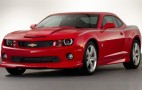 More Power, More MPGs For 2012 Chevrolet Camaro