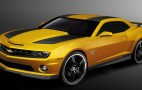 2012 Chevy Camaro Transformers Edition Announced