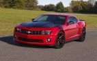 GM Mocks Up A 2012 Chevrolet Camaro 1LE For SEMA