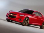 2012 Chevrolet Code 130R Concept