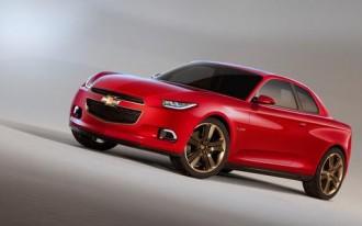 Chevrolet Code 130R Concept: 2012 Detroit Auto Show