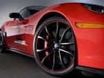 2012 Chevrolet Corvette Z06 Ron Fellows Hall of Fame Tribute