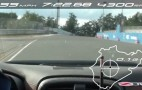 2012 Corvette Z06 Laps The Nurburgring In 7:22.68: Video