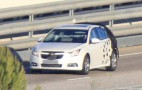 Spy Shots: 2012 Chevrolet Cruze Hatchback