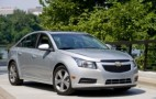 2011-2012 Chevrolet Cruze: Recalled For Safety Modifications