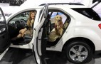 Chevy Has Some Dog-Gone Good Fun On National Pet Day At The 2012 New York Auto Show