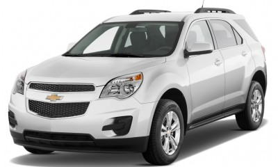 2012 Chevrolet Equinox Photos