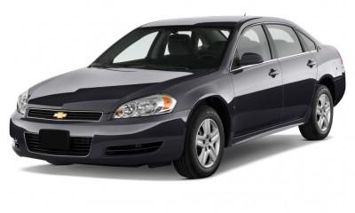 2012 Chevrolet Impala Photos