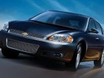2012 Chevrolet Impala Gets 30 MPG Highway: Report