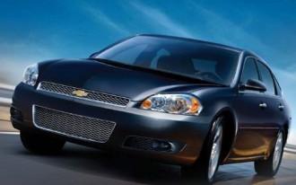 2012 Chevrolet Impala, Buick LaCrosse: Recall Alert