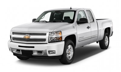 2012 Chevrolet Silverado 1500 Photos