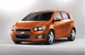 2012 Chevrolet Sonic Photos