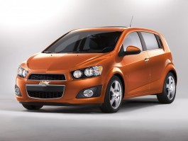 2012 Chevrolet Sonic