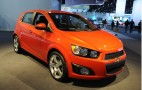2012 Chevrolet Sonic: Variety Adds Spice To New Subcompact