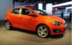 2011 Detroit Auto Show Video: 2012 Chevrolet Sonic