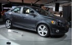 2012 Chevrolet Sonic Earns Top Safety Pick