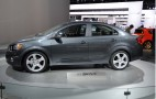 2011 Detroit Auto Show: 2012 Chevrolet Sonic Live Photos