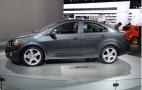 2011 Detroit Auto Show: 2012 Chevrolet Sonic Live Photos