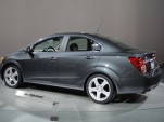 New Small Cars: 2012 Chevy Sonic, Nissan Versa, Hyundai Accent, Kia Rio