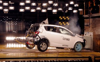 NHTSA Publishes Its 2012 Vehicle Crash Test List