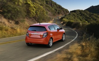 Missing Brake Pads Prompt GM To Recall 2012 Chevy Sonic Models