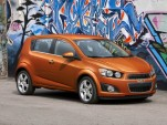 2012 Chevrolet Sonic Subcompact Named IIHS Top Safety Pick