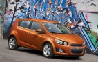 2012 Chevrolet Sonic Goes Extreme To Attract New Customers