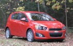 2012 Chevrolet Sonic LT 1.8-Liter Hatchback: Drive Report
