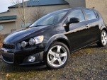 2012 Chevrolet Sonic LTZ