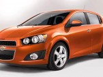 2012 Chevrolet Sonic: Orange Paint Almost As Popular As Black 