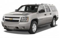 2012 Chevrolet Suburban 2WD 4-door 1500 LS Angular Front Exterior View