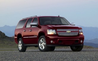 2012 Chevrolet Suburban, Express; GMC Yukon, Savana Recalled