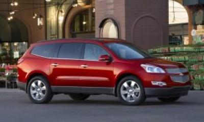 2012 Chevrolet Traverse Photos