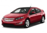 2012 Chevrolet Volt 5dr HB Angular Front Exterior View