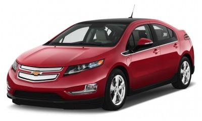 2012 Chevrolet Volt Photos