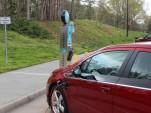 2012 Chevrolet Volt Charges