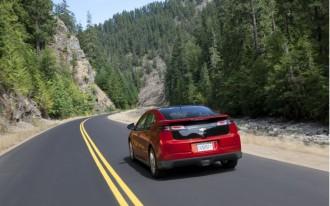 Sonic Recall, Chevrolet Volt Production Halt, Lana Del Rey: Today's Car News