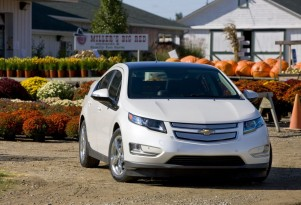 GM Offers Free Fix For 2012-13 Chevrolet Volt Battery Coolant Issue