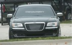 Spy Shots: 2012 Chrysler 300C