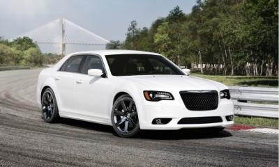 2012 Chrysler 300 Photos