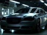 2012 Chrysler 300S in 'Imported From Gotham City' advertisement