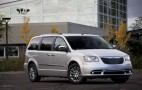 2012 Chrysler Town & Country, 2012 Dodge Grand Caravan Earn Top Safety Pick From IIHS