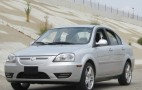 2012 Coda Sedan Electric Car: Track Test Reveals Anomalies