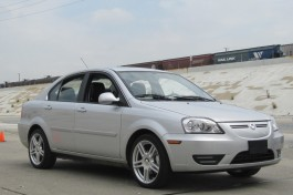 2012 Coda Sedan
